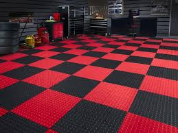 weathertech techfloor non slip modular garage floor tile