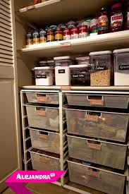Pantry Organization For Lazy People