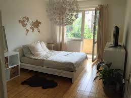mitten in eppendorf schönes möbiliertes zimmer mit balkon