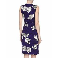 diane von furstenberg women u0027s new yahzi printed wrap dress purple