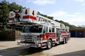 100 New Fire Trucks Tulsa Department Bolsters Fleet With New Ladder Trucks To