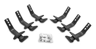100 Big Country Truck Accessories 392695 WIDESIDER Brackets EBay