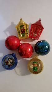 Glass Bulbs For Ceramic Christmas Tree by 36 Best Vintage Christmas Images On Pinterest Vintage Christmas