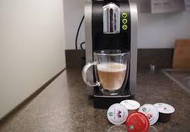 Hands On Starbucks Verismo Machine