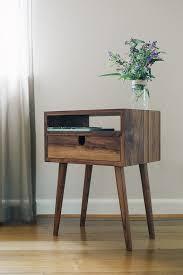 best 20 wooden bedside table ideas on pinterest tree trunk