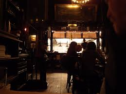 The Breslin Bar Dining Room by The Ace Hotel Complex New York City The Global Rambler
