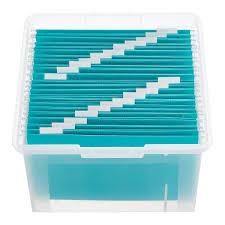 Iris Letter Legal File Box