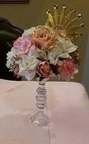 Princess centerpiece … Baby Everything Baby