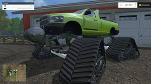 100 Biggest Monster Truck V 12 For FS 2015 Farming Simulator 2019 2017