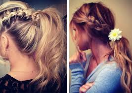 Photo Collection Cute Summer Hairstyles Tumblr