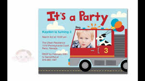 Birthday : Unique Fire Truck Birthday Party Invitations For Your ... Fire Truck Firefighter Birthday Party Invitation Cards Invitations Firetruck Themed With Free Printables How To Nest Book Theme Birthday Invitation Printable Party Invite Truck And Dalataian 25 Incredible Pattern In Excess Of Free Printable Image Collections 48ct Flaming Diecut Foldover By Creative Nico Lala
