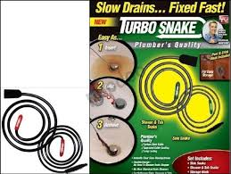 Unclogging Bathtub Drain With Snake by Turbo Snake Hair Removal Tool For Sale U2013 As Seen On Tv Household