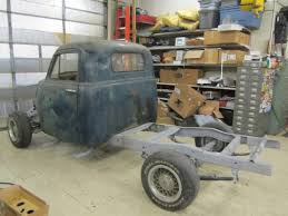 Photo Gallery - 1954 Chevy Truck Partial Build -