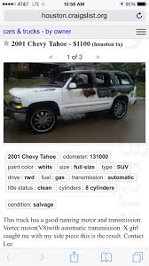 100 Houston Craigslist Trucks Dont Get Caught With Your Side Piece TrackMustangsOnline
