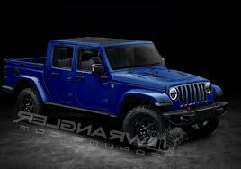 2019 Wrangler Pickup Jeep Wrangler Truck Rendering 10 Price - Cars ... 2018 Jeep Gladiator Price Release Date And Specs Httpwww 2017 Jk Scrambler Truck Is Official Jeep Truck Youtube Wrangler Pickup Interior And Exterior Powertrack 4x4 Tracks Manufacturer Ut Trucks For Sale New Dodge Chrysler Autofarm Cdjr The Bandit Is The 700hp Hemipowered Pickup Of Our Dreams For 100 This Custom 1994 Cherokee A Good Sport News Performance Towing Capacity Engine