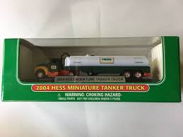 100 2004 Hess Truck Miniature Toy And 36 Similar Items