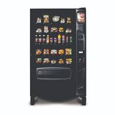 1 800 822 9686 COLD FOOD ELEVATOR VENDING MACHINE Credit Card ADA Ready No Shaking Of Products