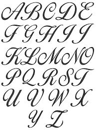 Best 25 Alphabet Letters Design Ideas On Pinterest