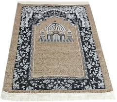 Rugs Velvet Thick Fabric Classic Islam Mat Multi Color Turkish Carpet Salat Islamic Muslim Prayer Temple Design