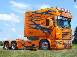 100 Scania Truck Photo HD Wallpapers