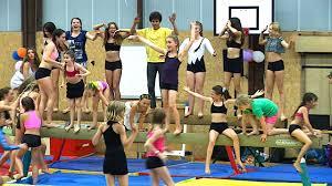 salle de sport la teste le club de d andernos présentaient gala annuel devant un