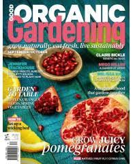Good Organic Gardening Magazine subscription