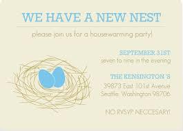 Stylish Housewarming Party Invitations