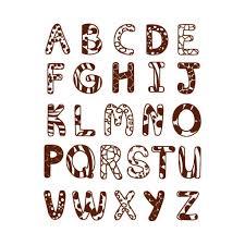 25 Printen Alfabet Grote Letters CB Show
