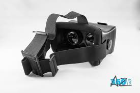3D Printable Virtual Reality Headset Supports Smartphones