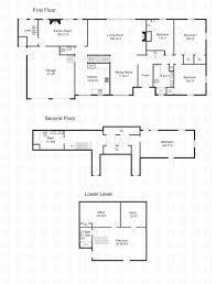 5x8 Bathroom Floor Plan by 188 Brushy Ridge Road New Canaan Connecticut 06840 1 149 000