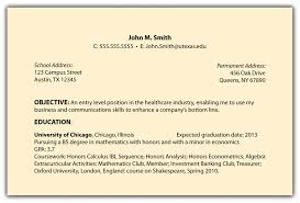 Resume Objective Statement Examples Templates Medical Field Objectives Samplesustomer Service General For Retail Dreaded Example Banking