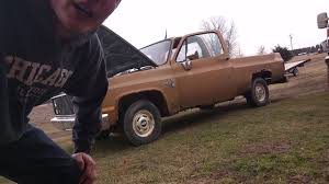How To Clean A Carburetor - 84 Chevy C10 - YouTube 1984 Chevy Truck Wiring Diagram Alloveme Big Red Silverado C10 T01 Youtube 84 Wellreadme Badwidit Chevrolet 1500 Regular Cab Specs Photos Squared Business Photo Image Gallery Truck 53 Swap Holley Ls Fest 2012 4l80e 373 K10 Alternator Free For You Superior Auto Works Pickup Chevy Maintenancerestoration Of Oldvintage Vehicles 1972 Trucks Hot Rod Network For Sale Classiccarscom Cc1036229