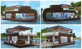 100 Boathouse Designs Mod The Sims King Neptune Boathouse