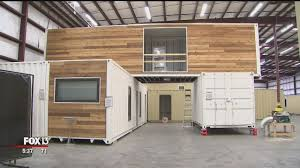 100 Container Built Homes Shipping Containers Become Houses In Tampa Facility Story