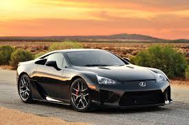 Lexus LFA successor to be based on LF LC concept