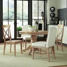 Home Styles Classic 5-Piece White Wash Dining Set 5170-3082 - The ... Made In China Wooden Bright Ding Set6 Seater Round Table Set Of 2 Classic Wood Chairs In Natural White New Fniture Normandy Chair Vintage Distressed Luxury French Baroque Style Room Sets Golden 4 Or 6 Ben Rose Caf Walnut West Elm Australia Amazoncom Rustic Armless Solid Reviews Joss Main Traditional Home Kitchen Antique And Cherry Finish Formal Woptional Items Deana Back Linen And Pine By