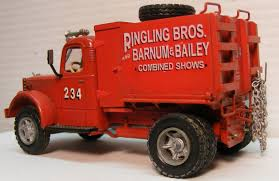 RBB&B LJ Mack Water Truck Built-Up | Don Mills Models