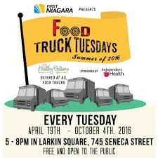 Food Truck Tuesdays – Four New Trucks And Live Music Line-Up ... 14 Best Buffalo Food Trucks Images On Pinterest Bison And Wutsupbuffalo Rolling Cannoli Gourmet Desserts 50 Of The Best In Us Mental Floss 6 New Join Ny For Real Tv Larkin Square Youtube Truck By Mineo Sapio Brgin The Eats To Under Glow Leds Slush Bus Food Truck Buffalo Ny Wny Where To Do Crossborder Eating Star Chicken Mac Cheese From Macarollin Lewiston