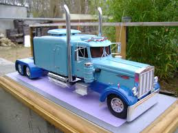 100 359 Peterbilt Show Trucks FilePETERBILT Model Truckjpg Wikimedia Commons