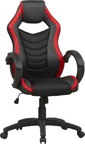 Venture Quest Black Red Gaming Desk Chair - Seating (Red) Colors Office Essentials Respawn400 Racing Style Gaming Chair Big And Cg Ch80 Red Circlect Hero Blackred Noblechairs Arozzi Monza Staples Killabee Recling Redblack 9015 Vernazza Vernazzard Nitro Concepts S300 Ex In Casekingde Costway Executive High Back Akracing Arc Series Casino Kart Opseat Master
