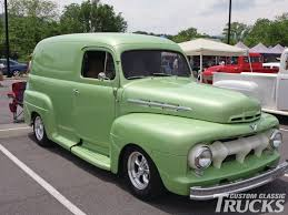 Ford Panel Truck Fr100 Stationwagon Van Retro Hot Rods Rod Retro ...