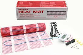 power tech heat mat 120 240v floor heating system for porcelain