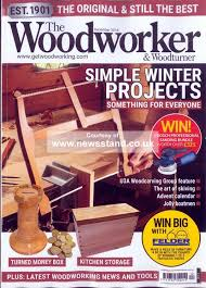 woodworker magazine subscription buy at newsstand co uk