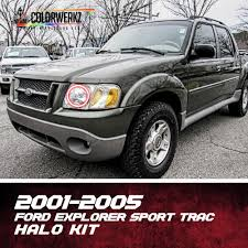 2001-2005 Ford Explorer Sport Trac Halo Kit – ColorwerkzLED 12005 Ford Explorer Sport Trac To 08 Expedition Onepiece Used 2007 Limited In Happy Valley Explore Justin Eatons Photos On Photobucket Dream Truck Pinte Ponderay Vehicles For Sale Lifted Sport Trac The Wallpaper Download Preowned 2011 Xlt Utility Riverdale X4128 2008 Rwd Truck For Port St 2004 Ford Explorer Sport Trac Image 18 Overview Cargurus 2002 Specs And Photos Strongauto 32999 Could This 2010 Adrenalin Get