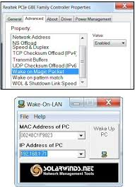 Solarwinds Help Desk Free by Review Solarwinds Wake On Lan Free Wol Gadget Magic Packet
