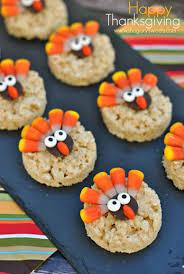 Rice Krispie Treats Halloween Shapes by Turkey Rice Krispie Treats Shugary Sweets