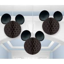 Mickey Mouse Clubhouse Ceiling Fan by Mickey Mouse Birthday Party Supplies Theme Party Packs