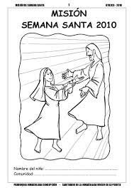 Jesus Dibujos Para Colorear Lecturas Infantiles Manualidades