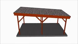 Shed Anchor Kit Bunnings by How To Make A Carport Youtube