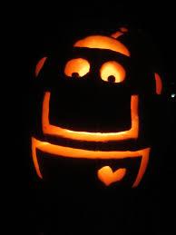 Peppa Pig George Pumpkin Template by Robot Pumpkin For The Home Pinterest Robot Pumpkin Lights